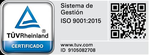 Certificado TÜV